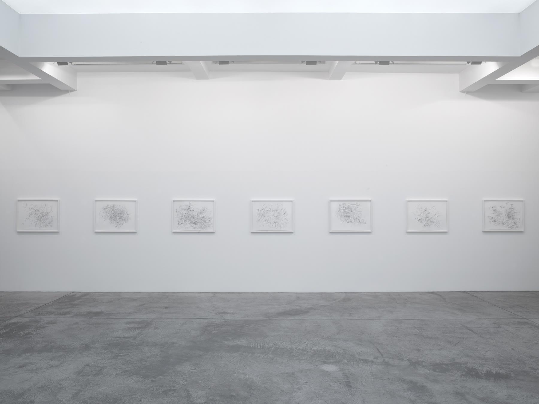 Julie Mehretu Mind, Breath and Beat Drawings