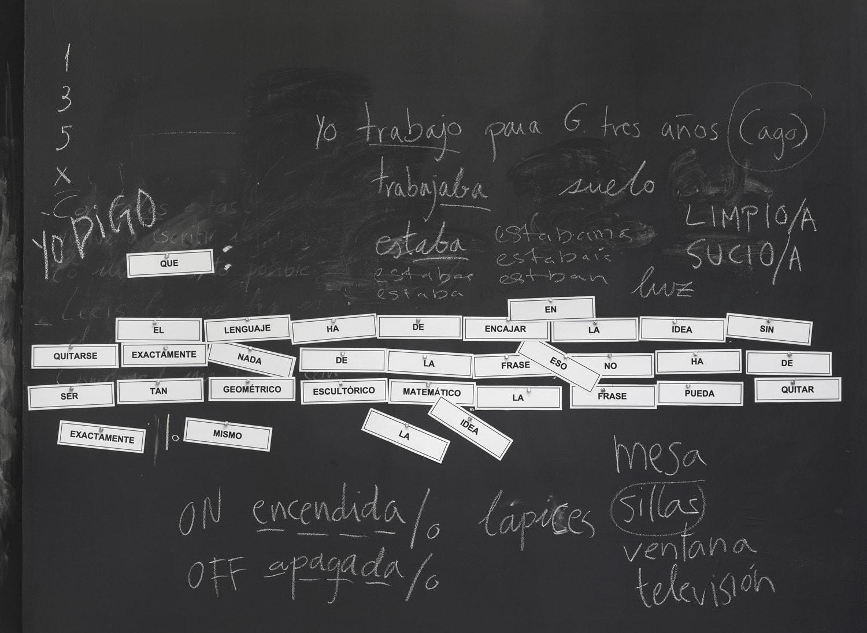 Gabriel Orozco Spanish Lessons
