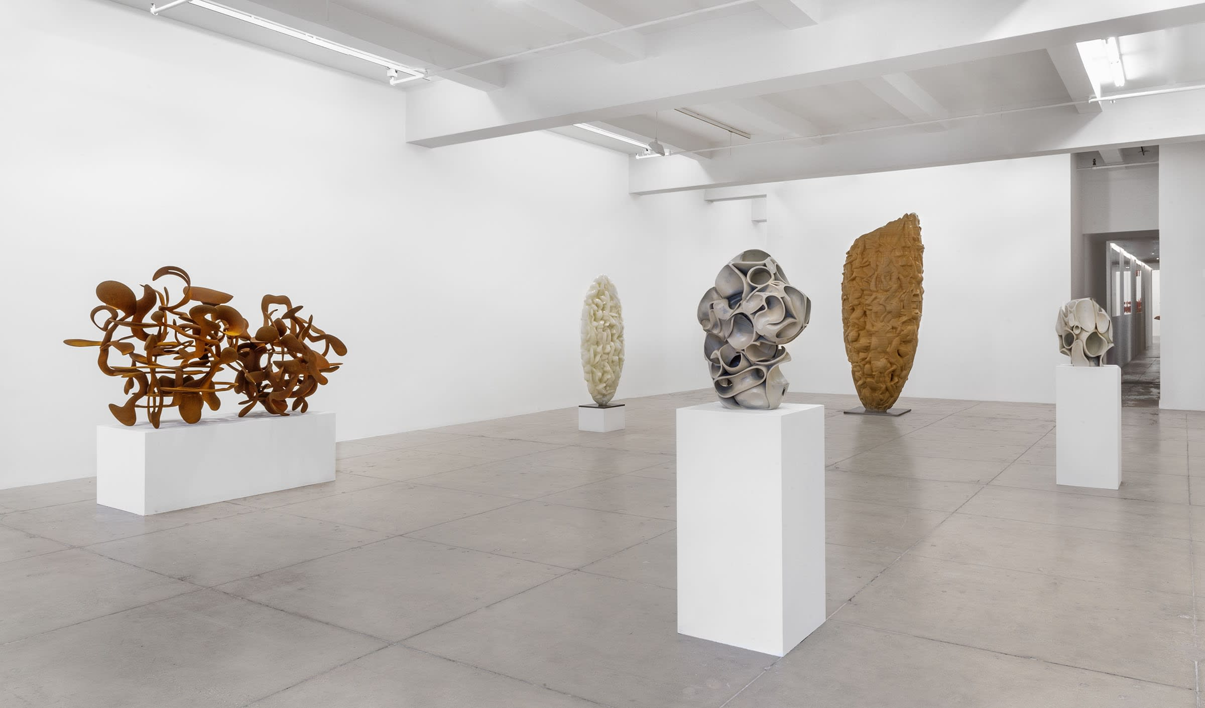 Tony Cragg Recent Sculptures