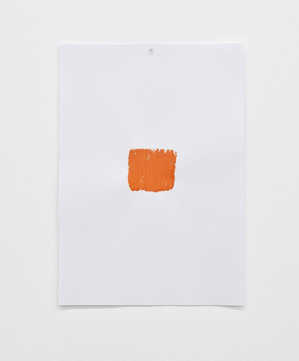 Niele Toroni 40 Empreintes De Pinceau N°50