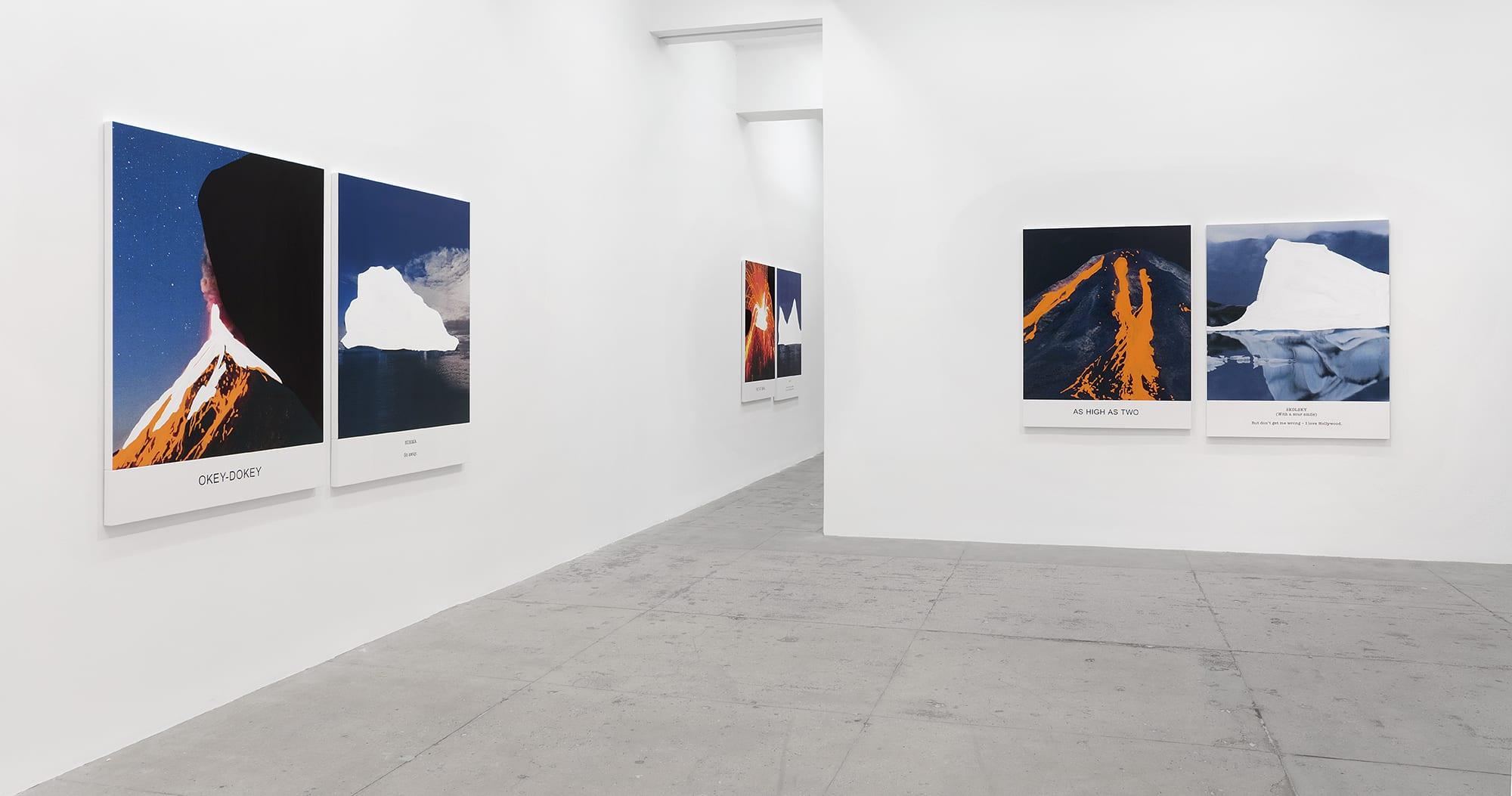 John Baldessari Hot & Cold