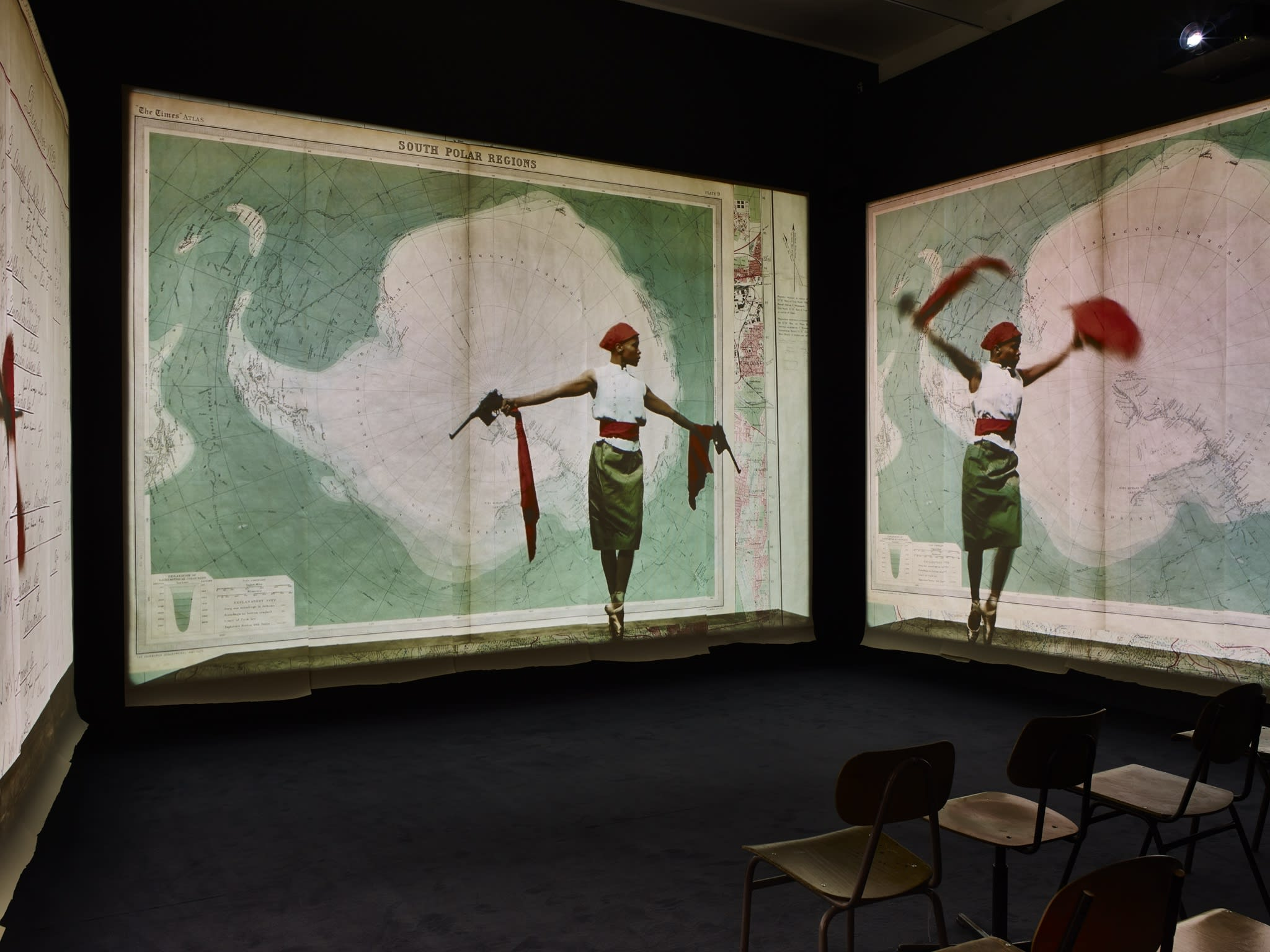 William Kentridge More Sweetly Play the Dance