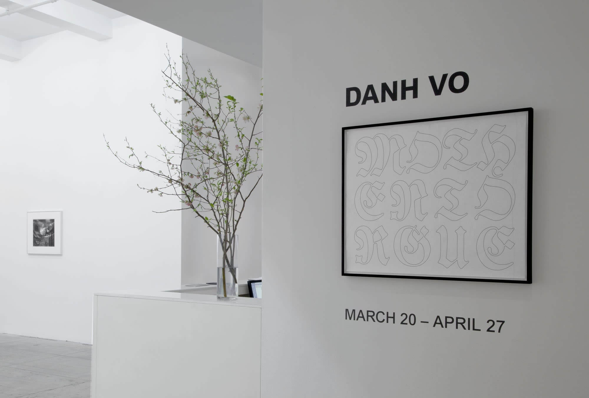 Danh Vo Mother Tongue
