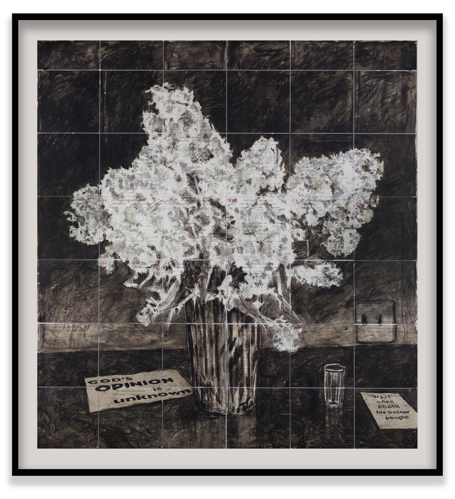 Hyacinths by William Kentridge