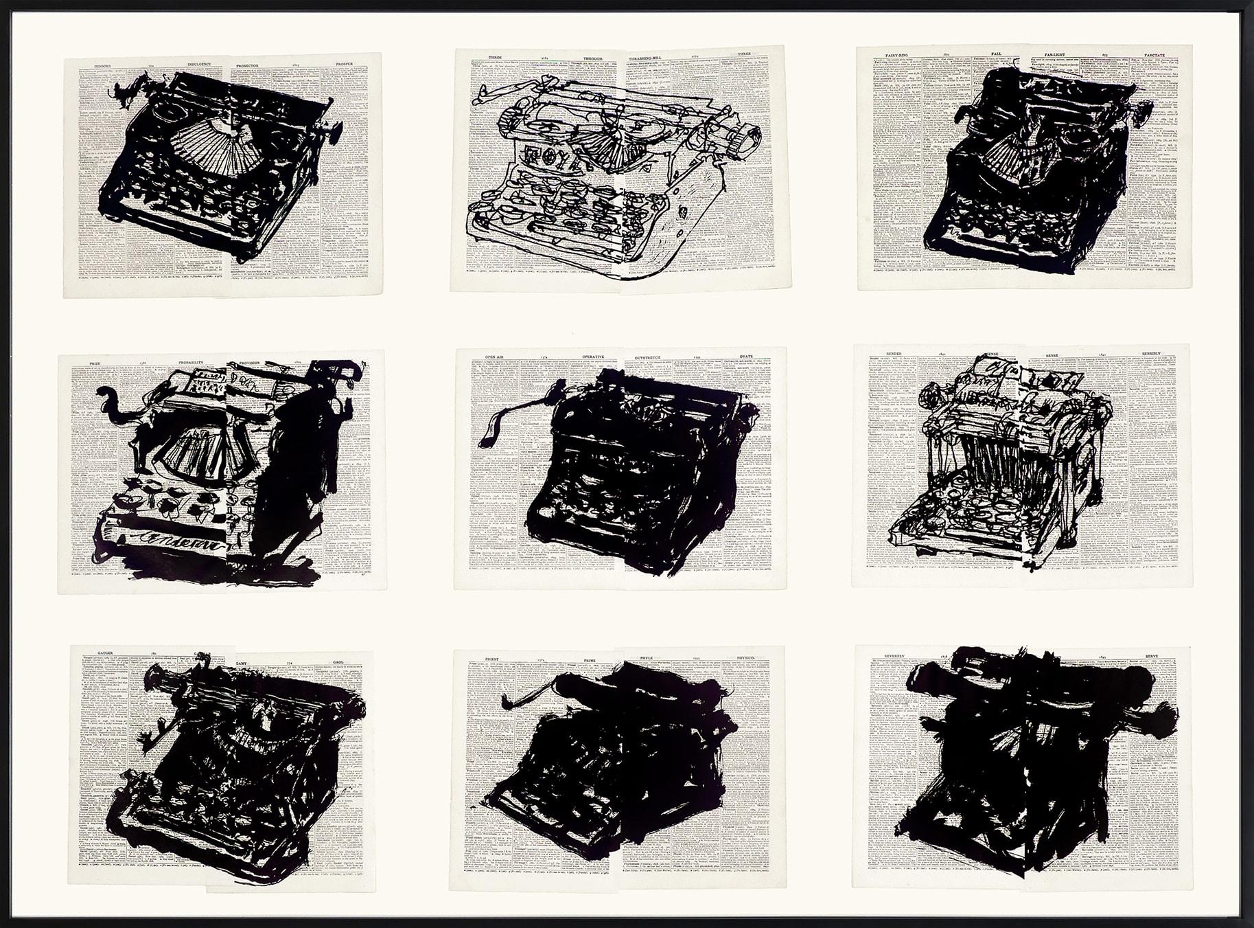William Kentridge Making Prints: Selected Editions 1998–2021
