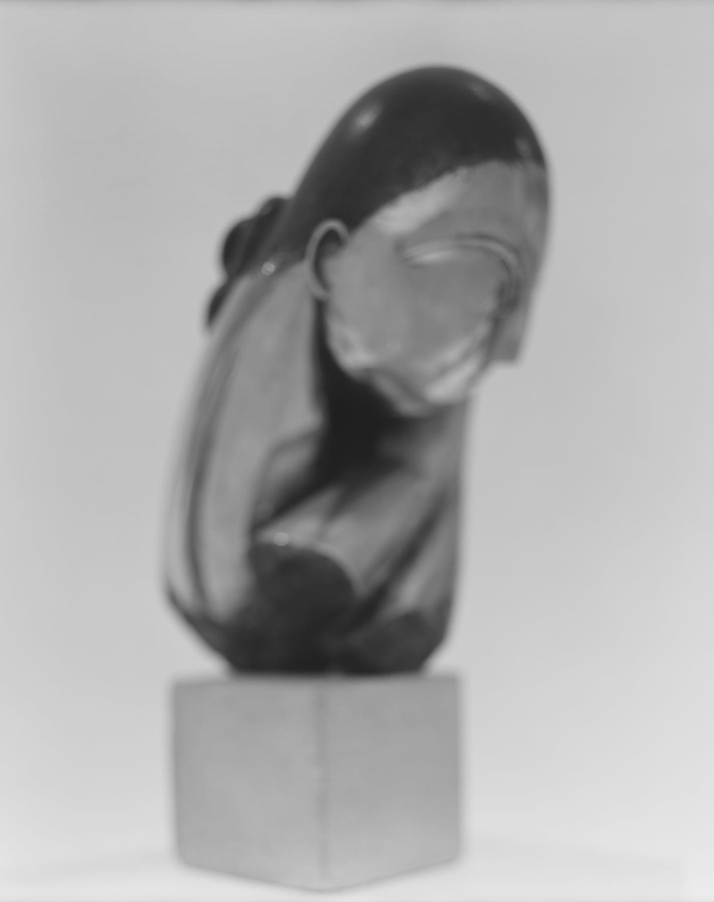 Hiroshi Sugimoto, Past Presence 030, Mlle Pogany, Constantin Brancusi, 2014