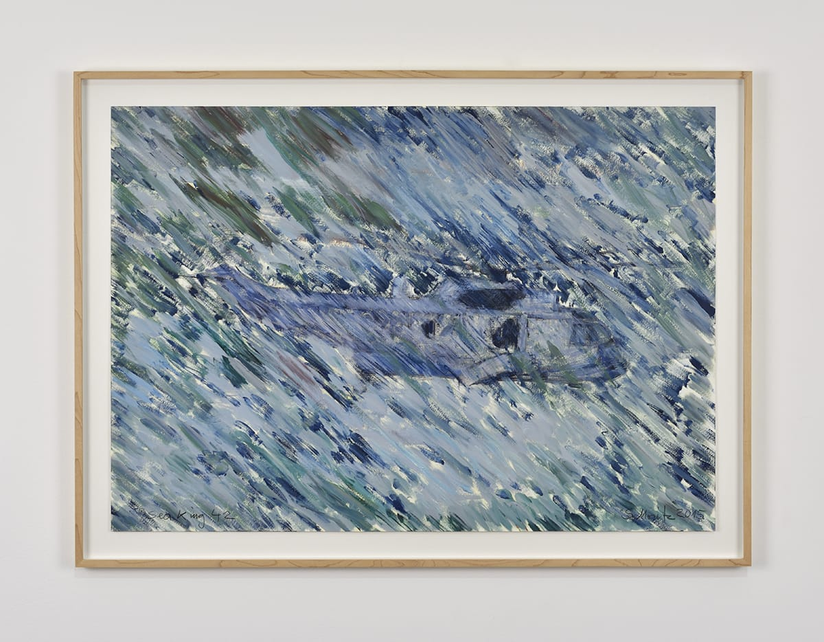 Sabine Moritz, Sea King 42, 2014
