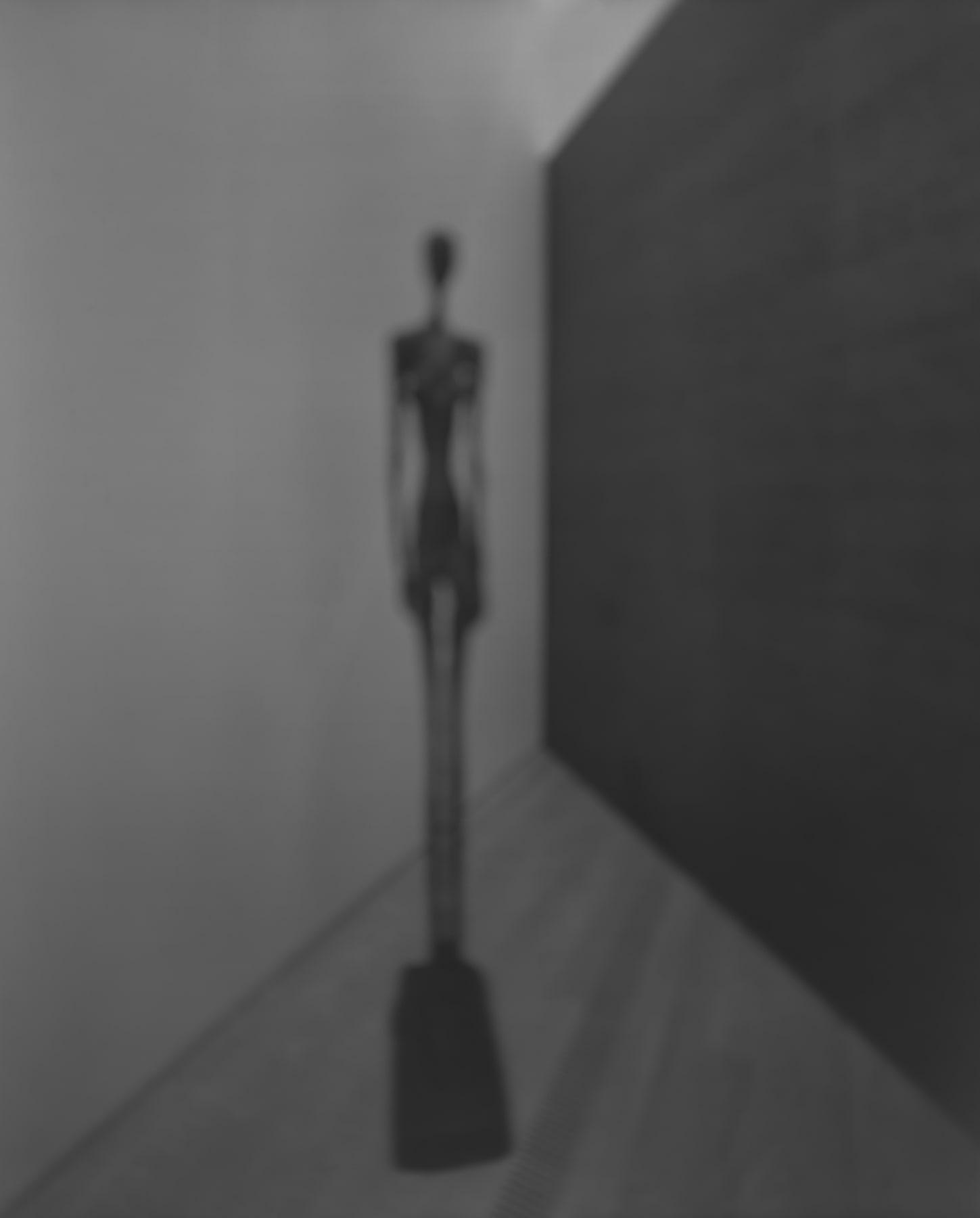Hiroshi Sugimoto, Past Presence 070, Grand Femme III, Alberto Giacometti, 2016
