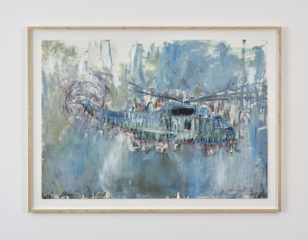 Sabine Moritz, Sea King 47, 2015