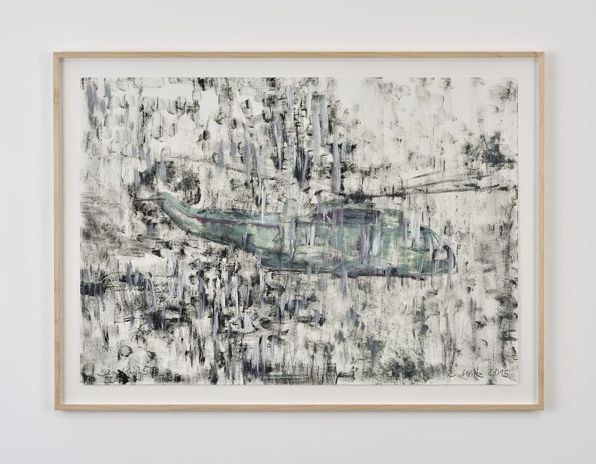 Sabine Moritz, Sea King 50, 2015