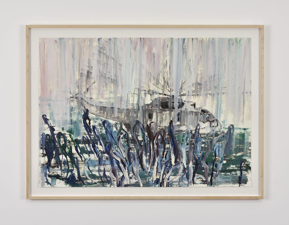 Sabine Moritz, Sea King 69, 2017