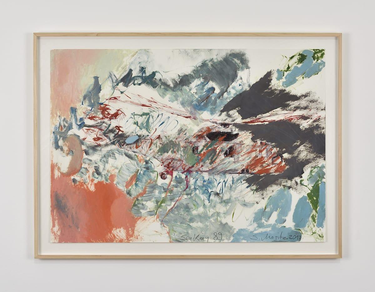 Sabine Moritz, Sea King 89, 2017