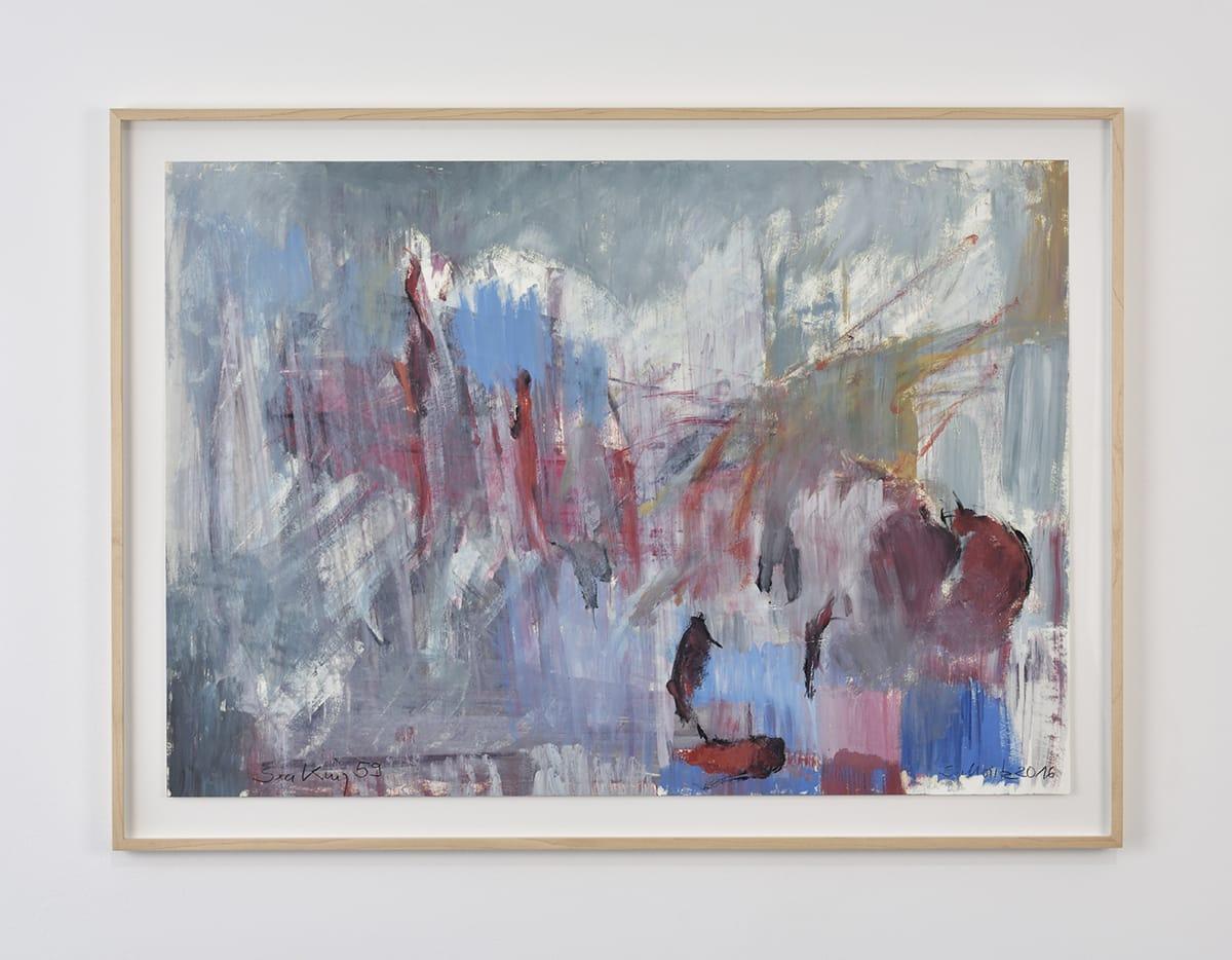 Sabine Moritz, Sea King 59, 2016