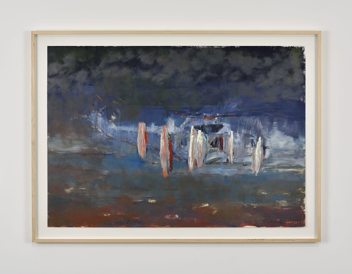 Sabine Moritz, Sea King 84, 2017
