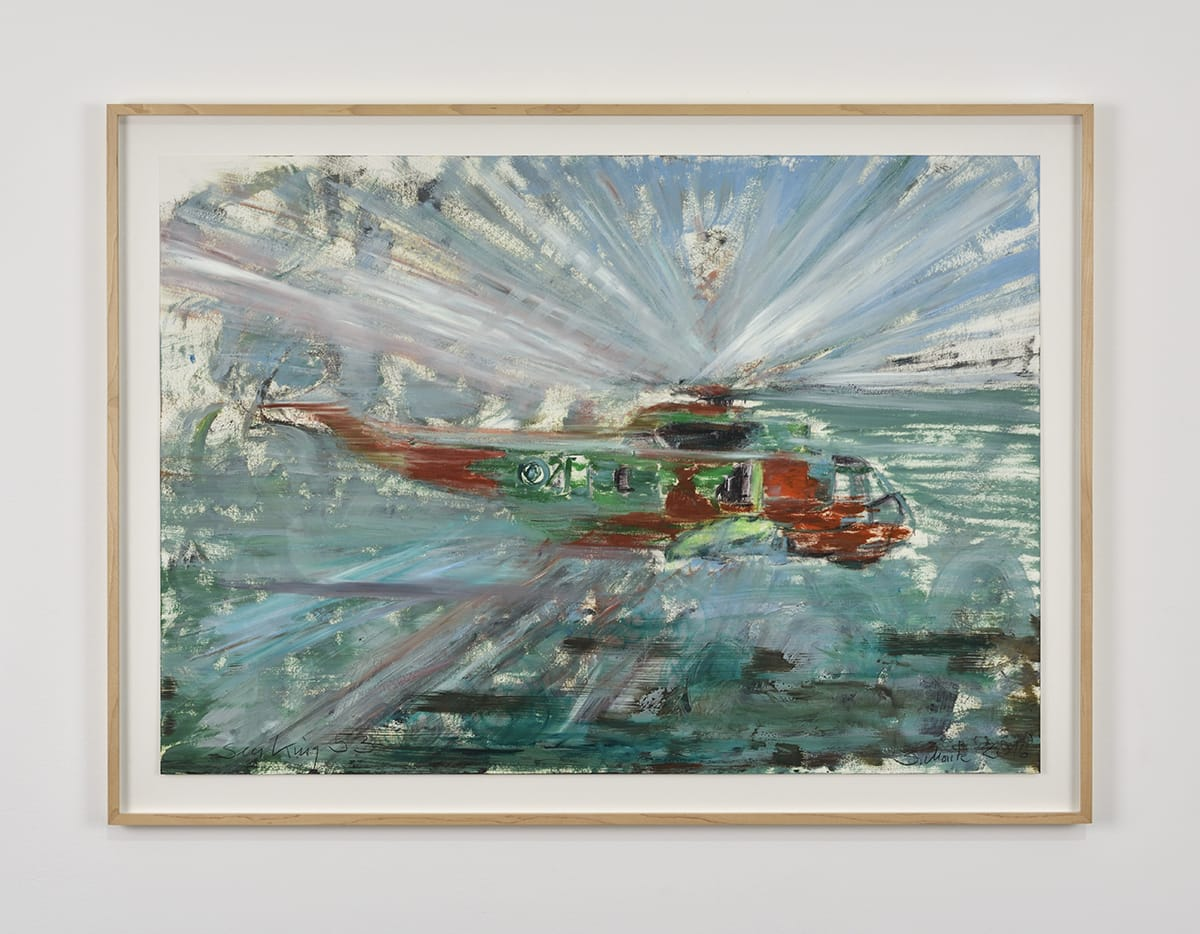 Sabine Moritz, Sea King 53, 2016