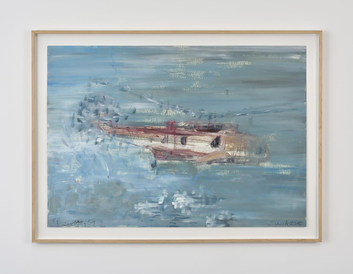 Sabine Moritz, Sea King 51, 2015