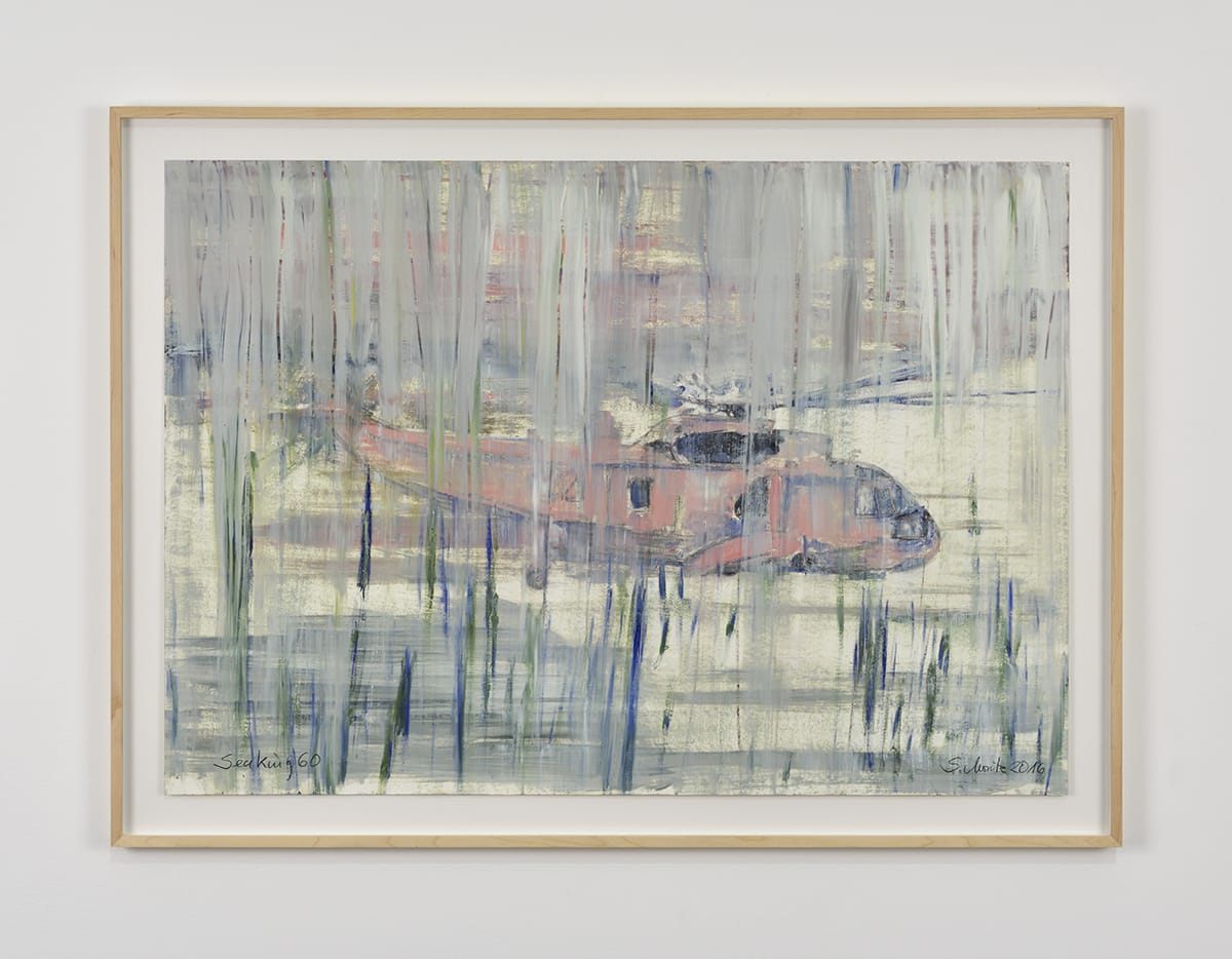 Sabine Moritz, Sea King 60, 2016