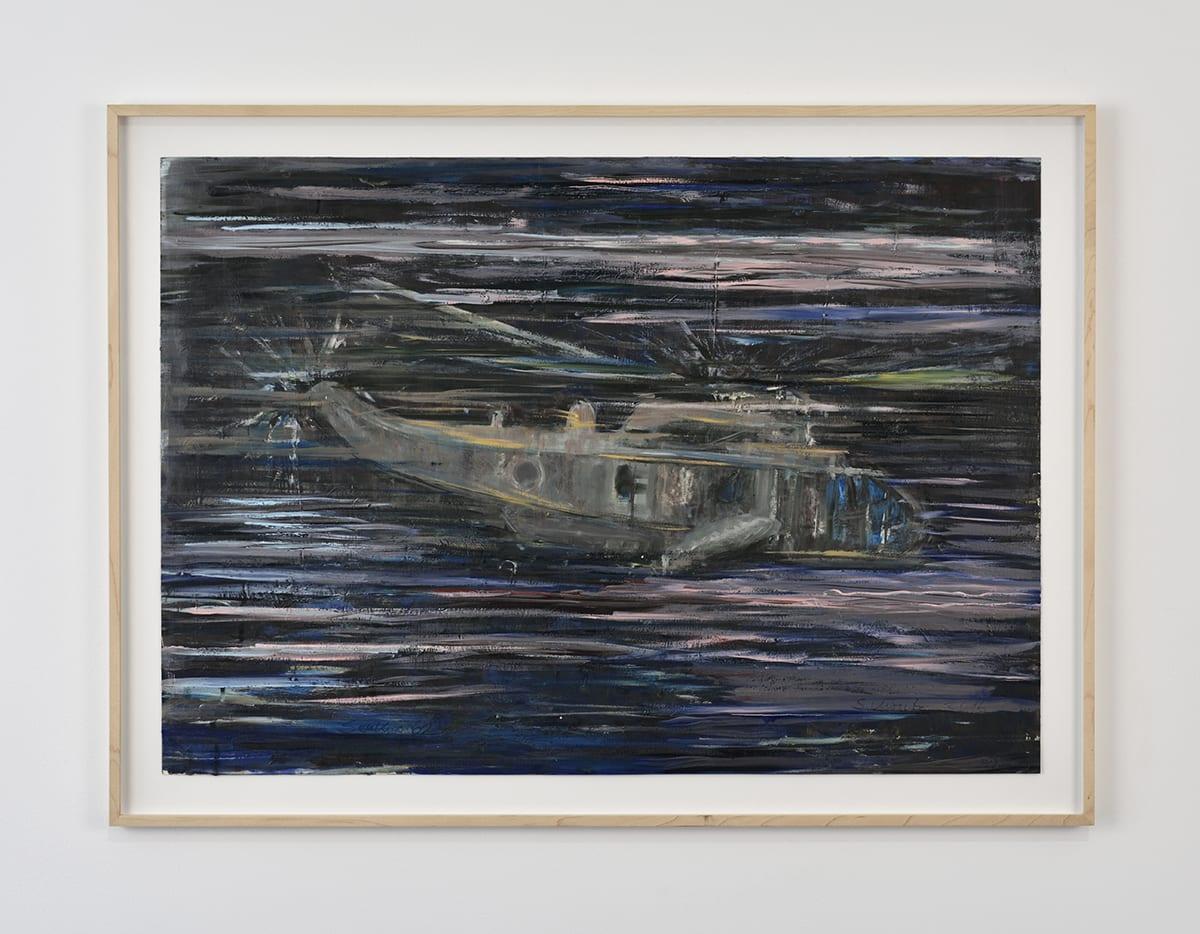 Sabine Moritz, Sea King 62, 2016