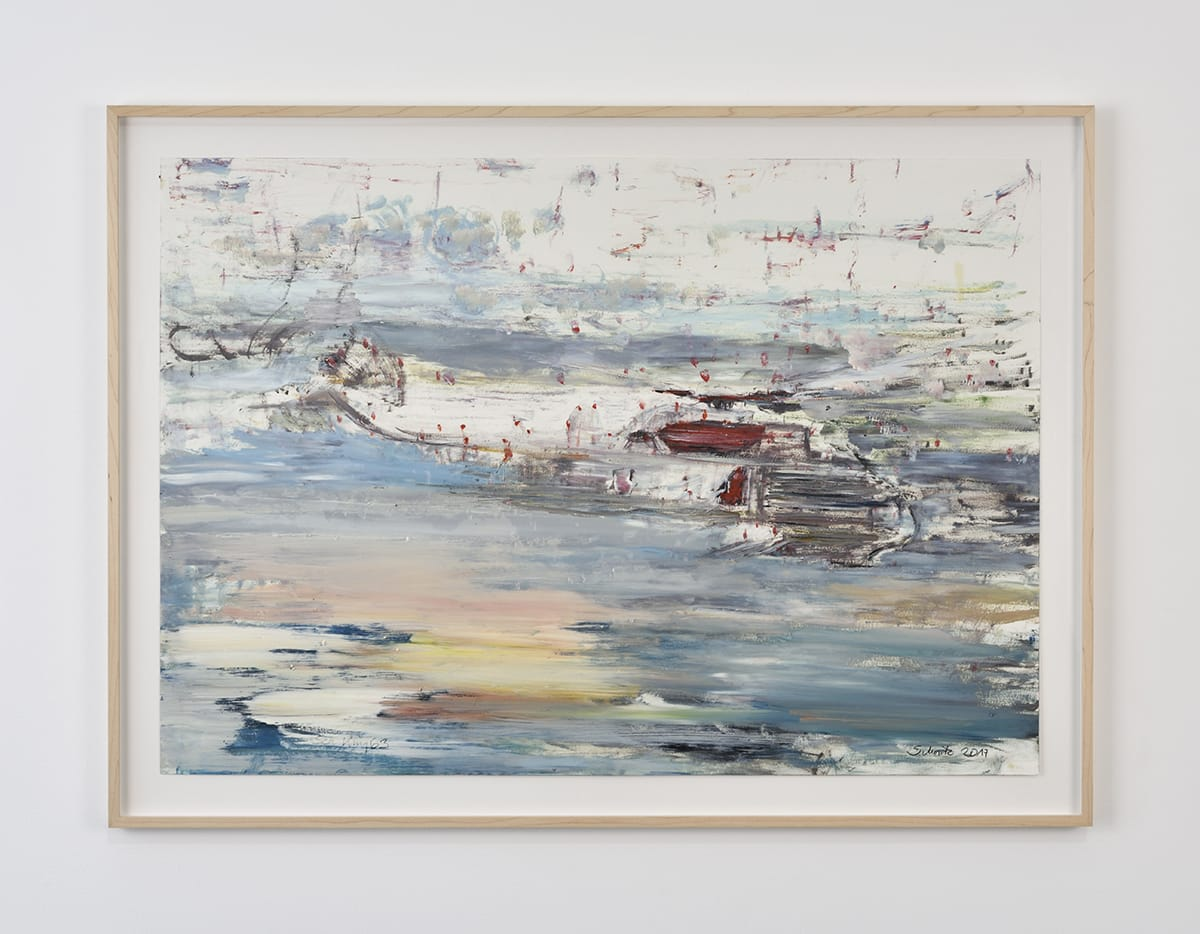 Sabine Moritz, Sea King 63, 2017
