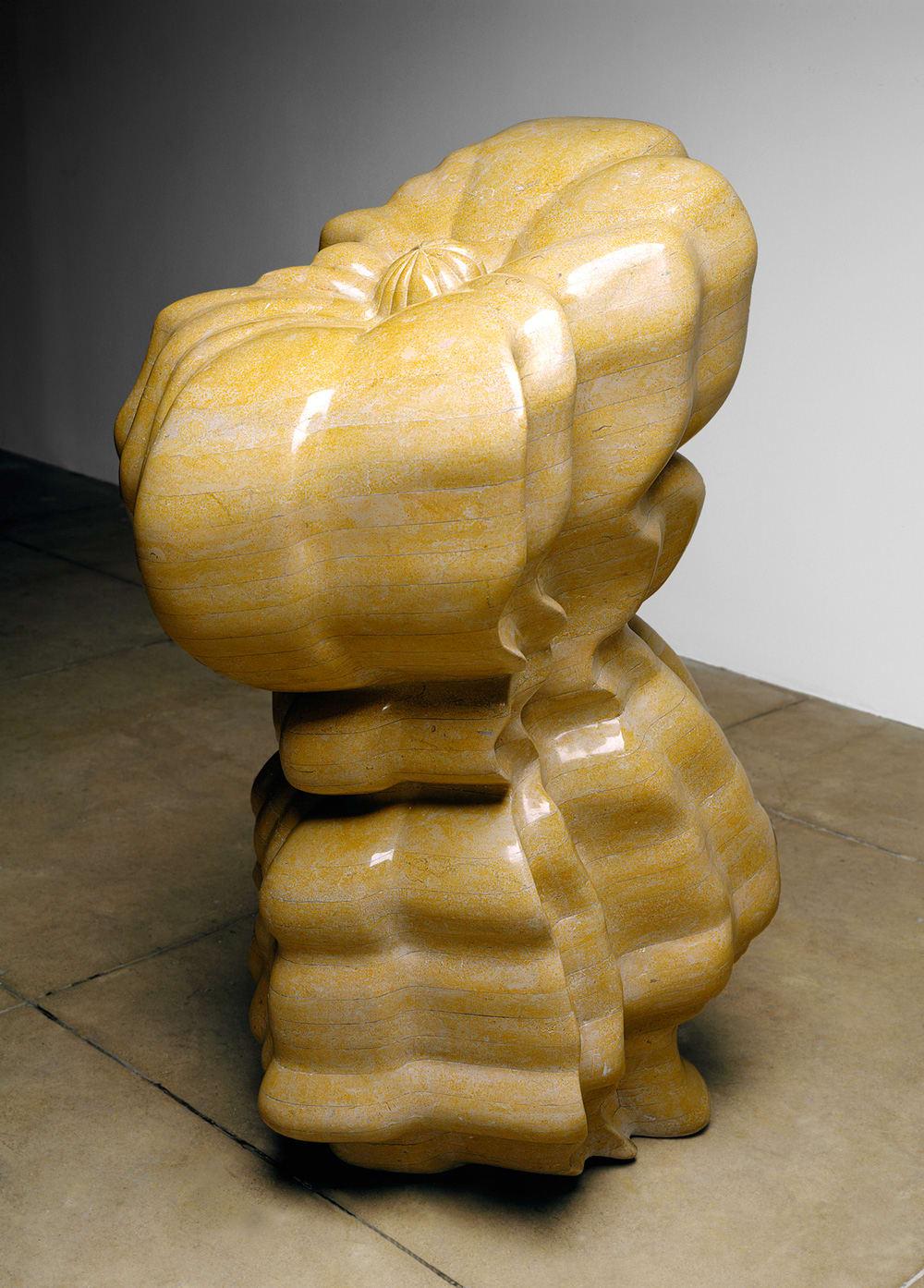 Tony Cragg, Eine Wucht In Tüten (A power in a bag), 2000