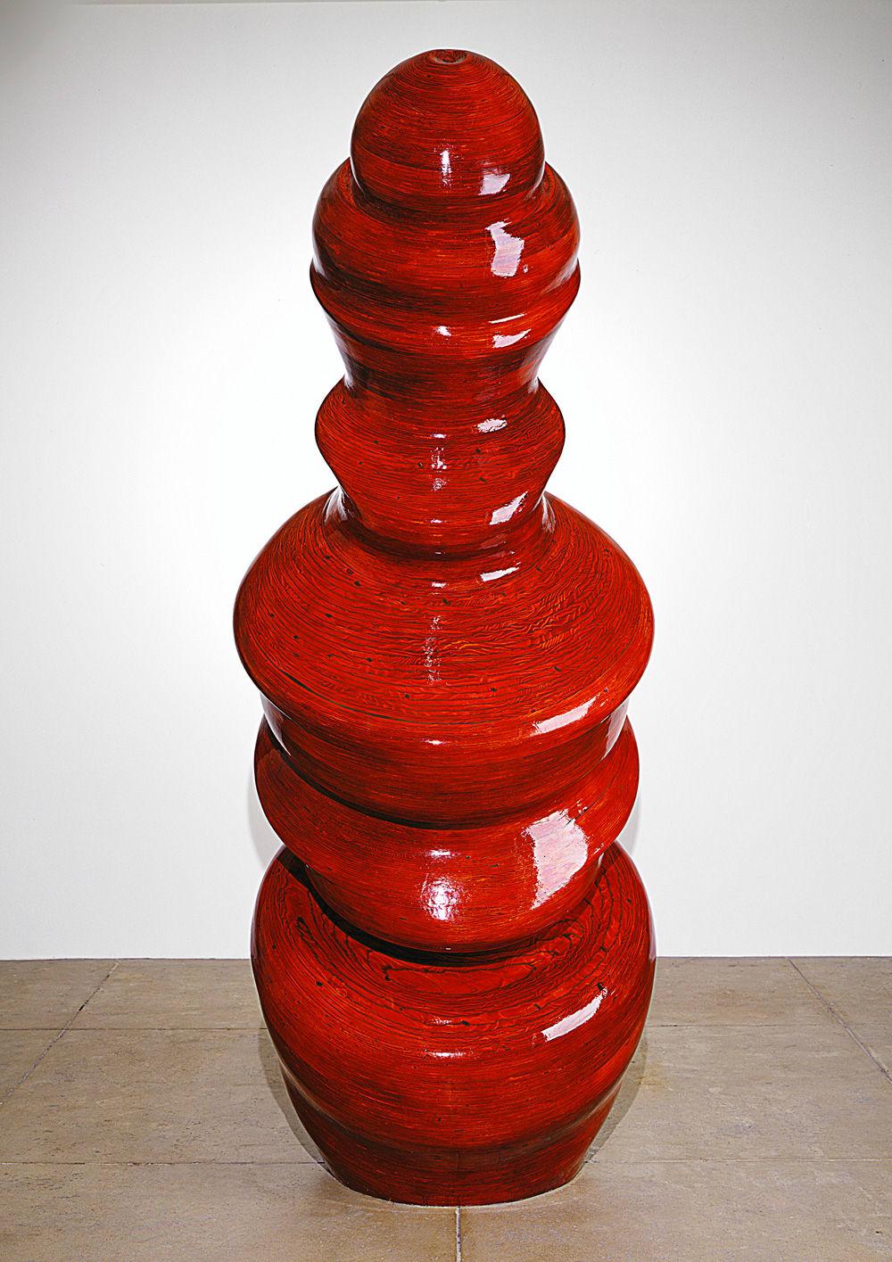 Tony Cragg, Finnish Totem, 2000