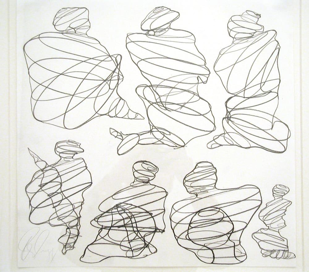Tony Cragg, Untitled (1689), 1998