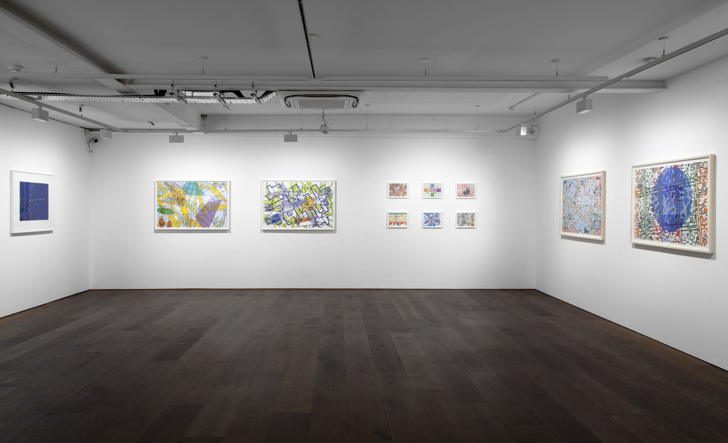 Bernard Cohen About Now: Paintings and Prints 2000 - 2015