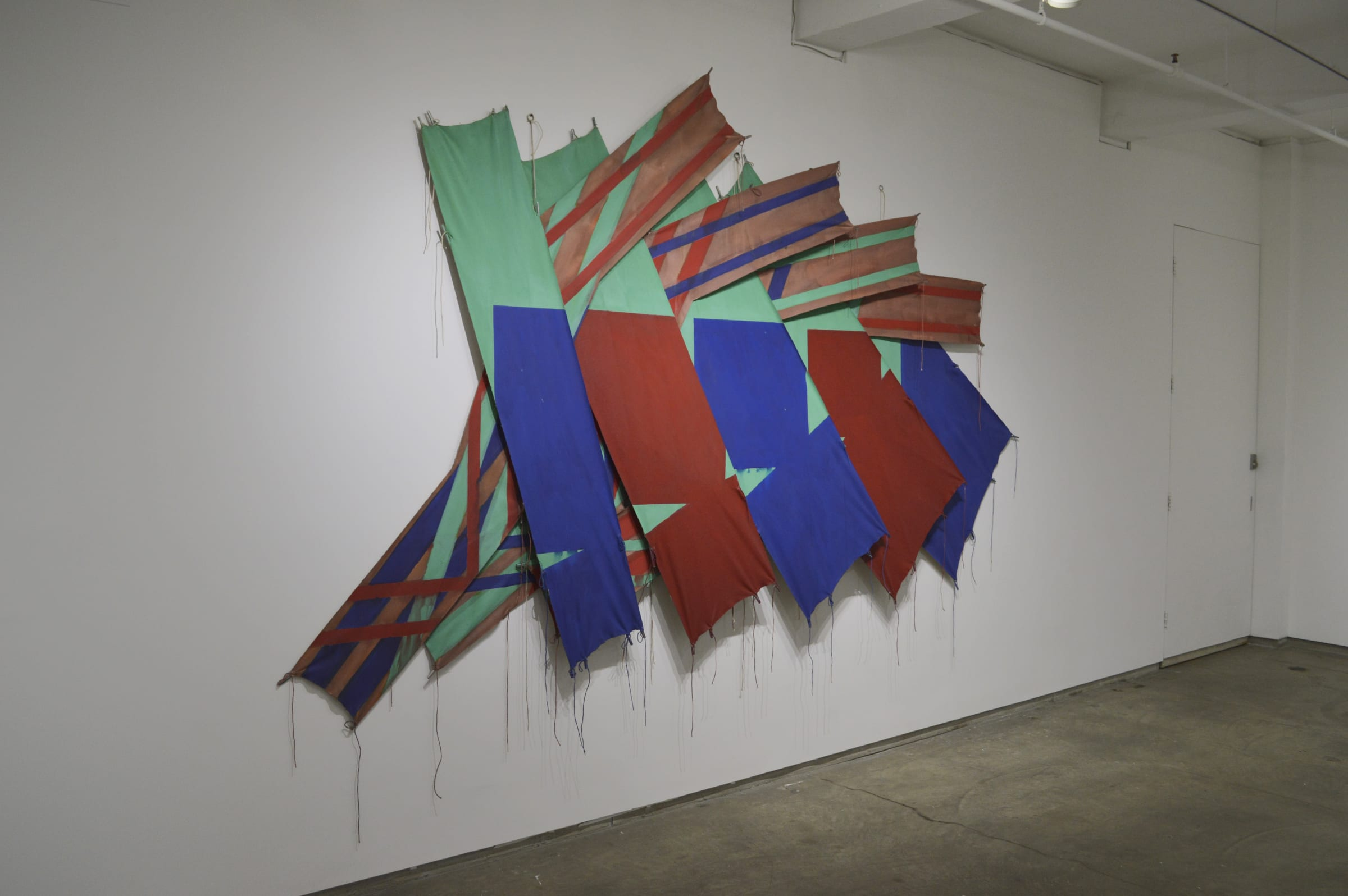 Richard Smith Kite Paintings