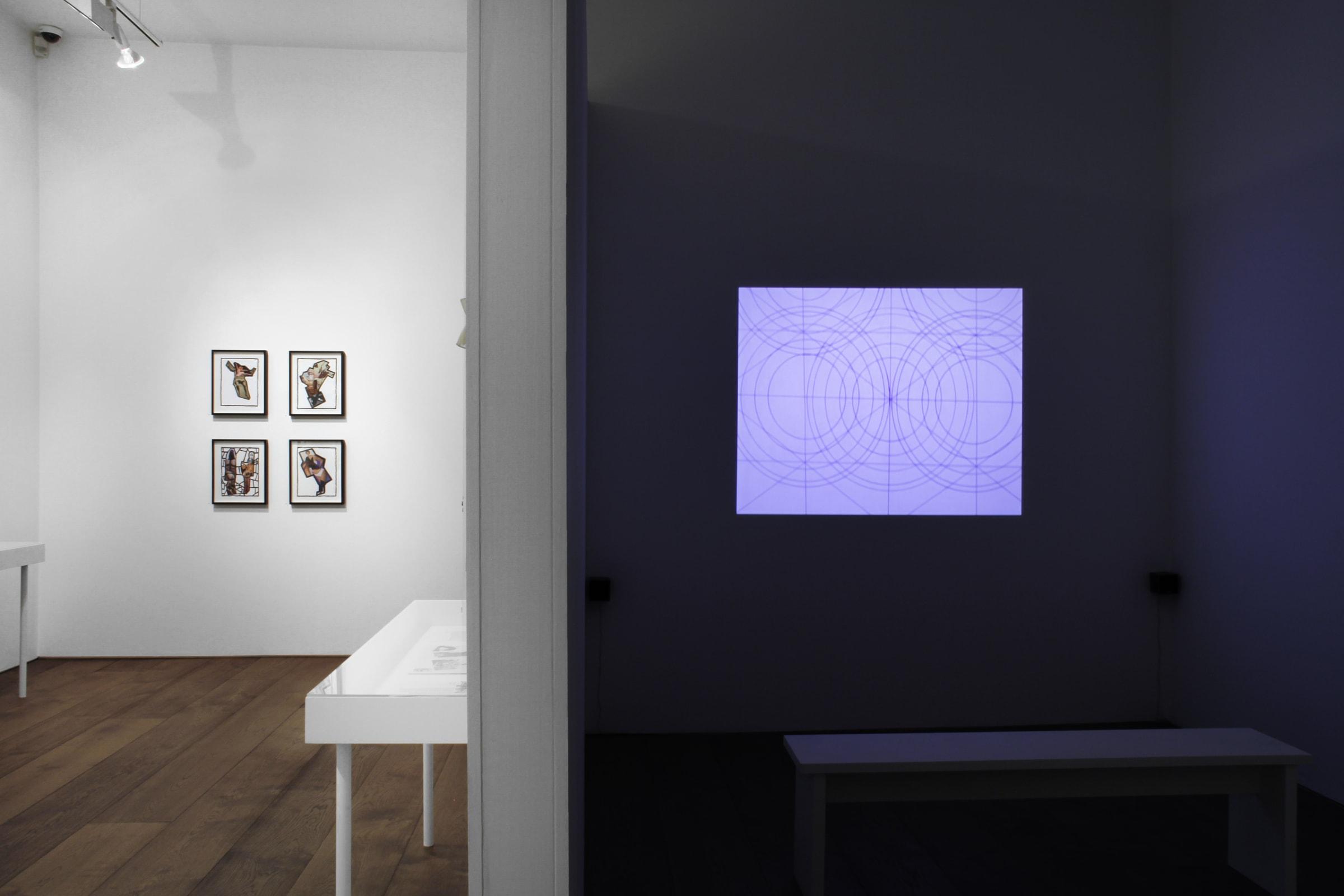 Derek Boshier Rethink / Re-entry