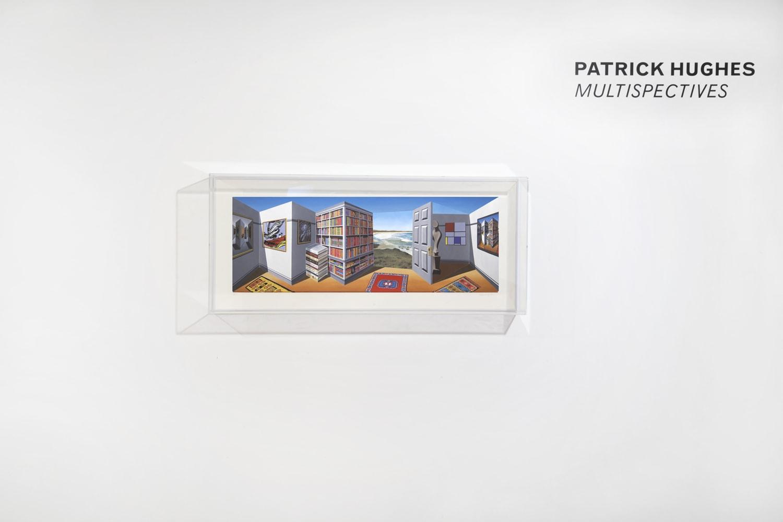 Patrick Hughes Multispectives