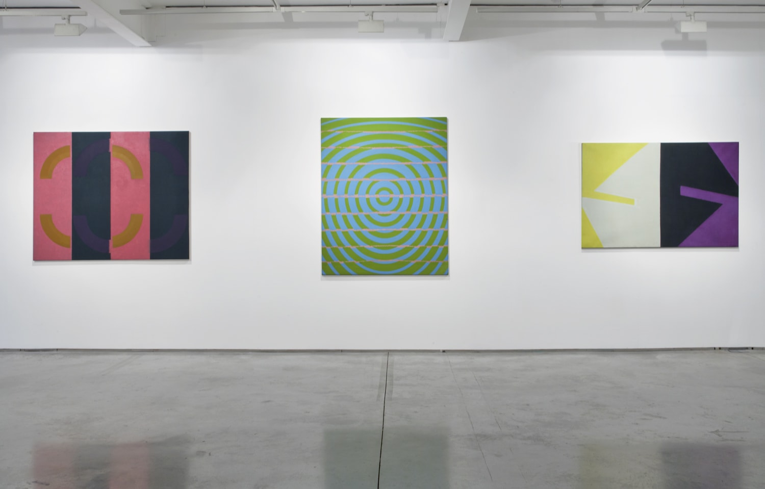 Michael Kidner Dreams of the World Order: Early Paintings