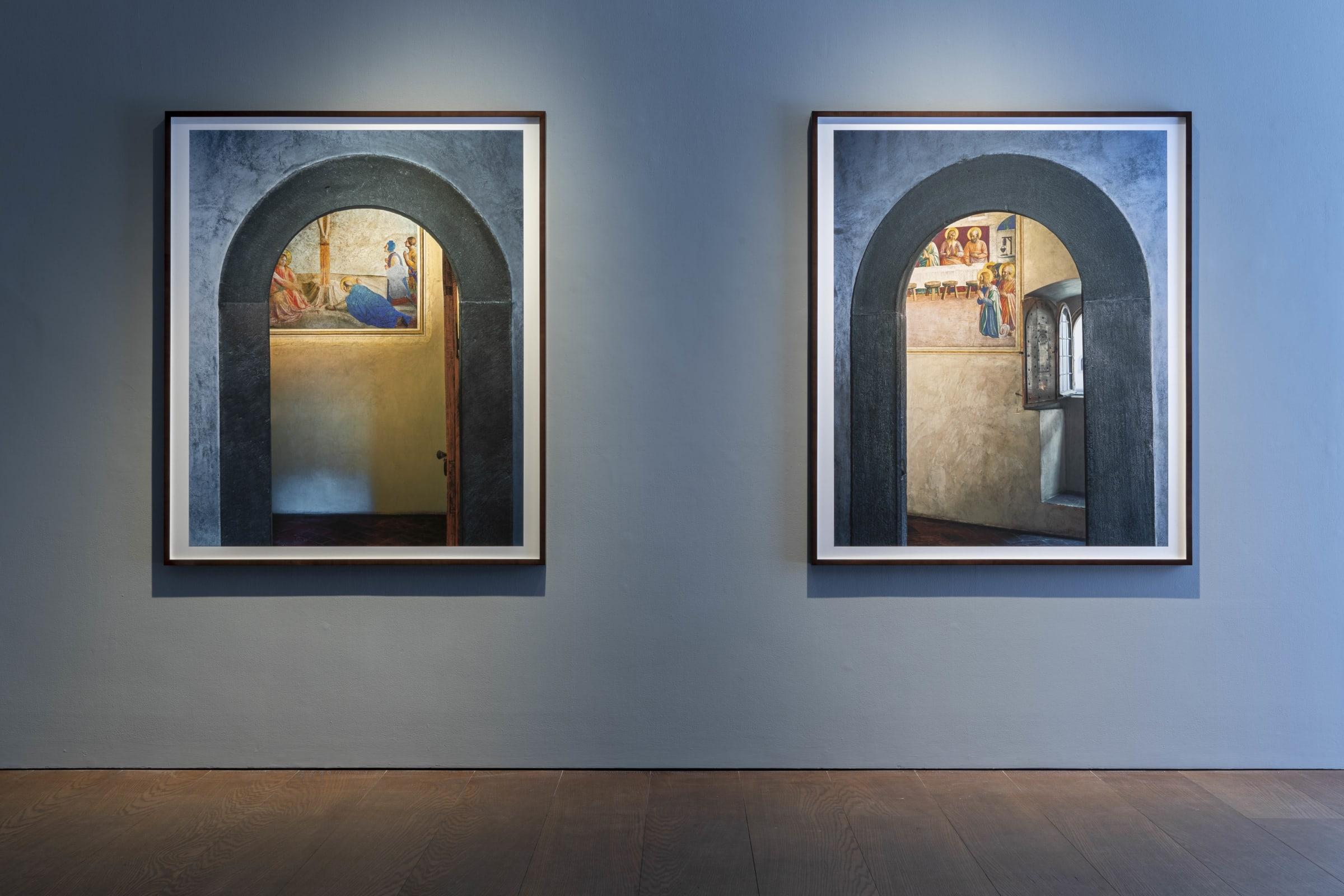 Robert Polidori Fra Angelico / Opus Operantis