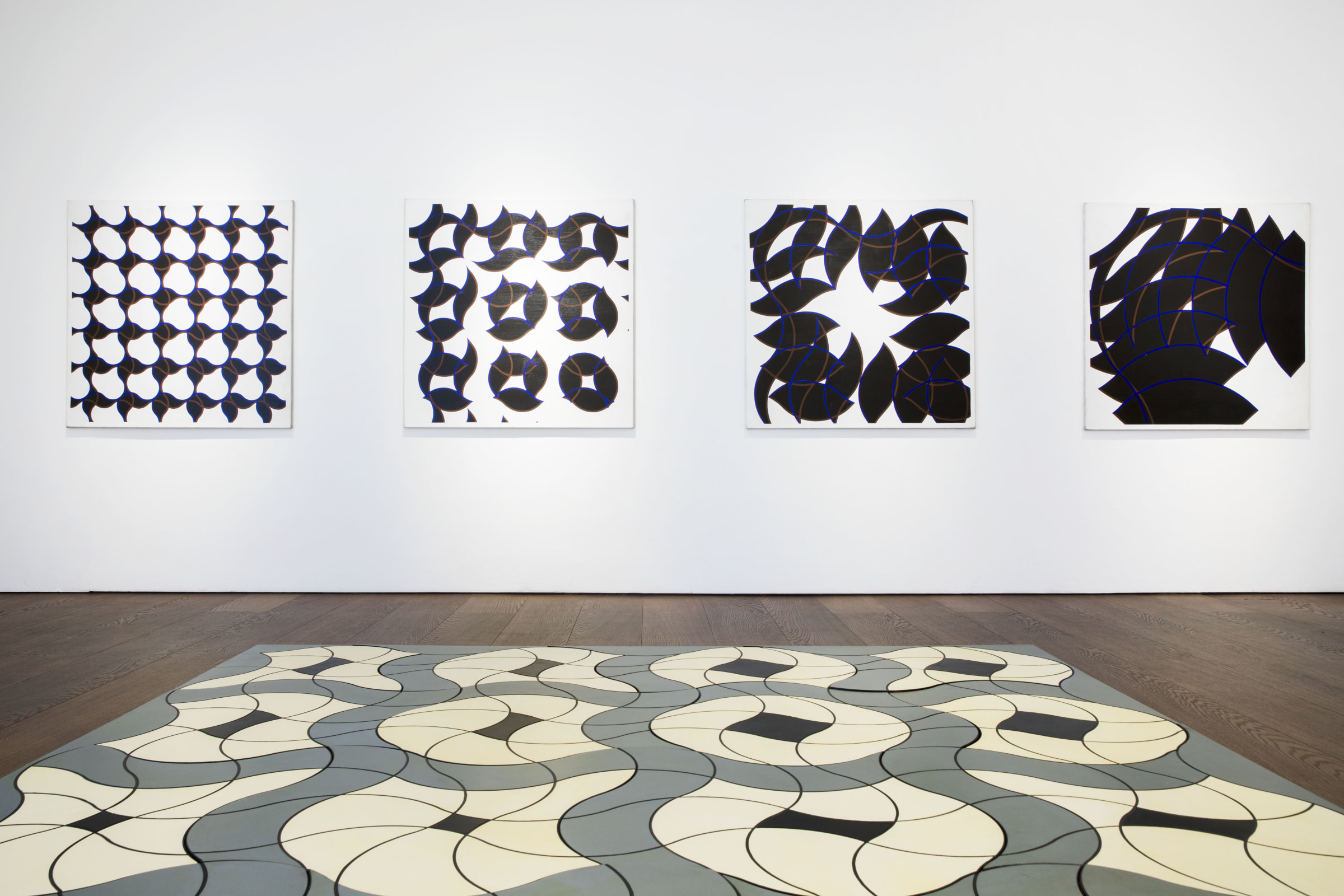 Michael Kidner In Black and White