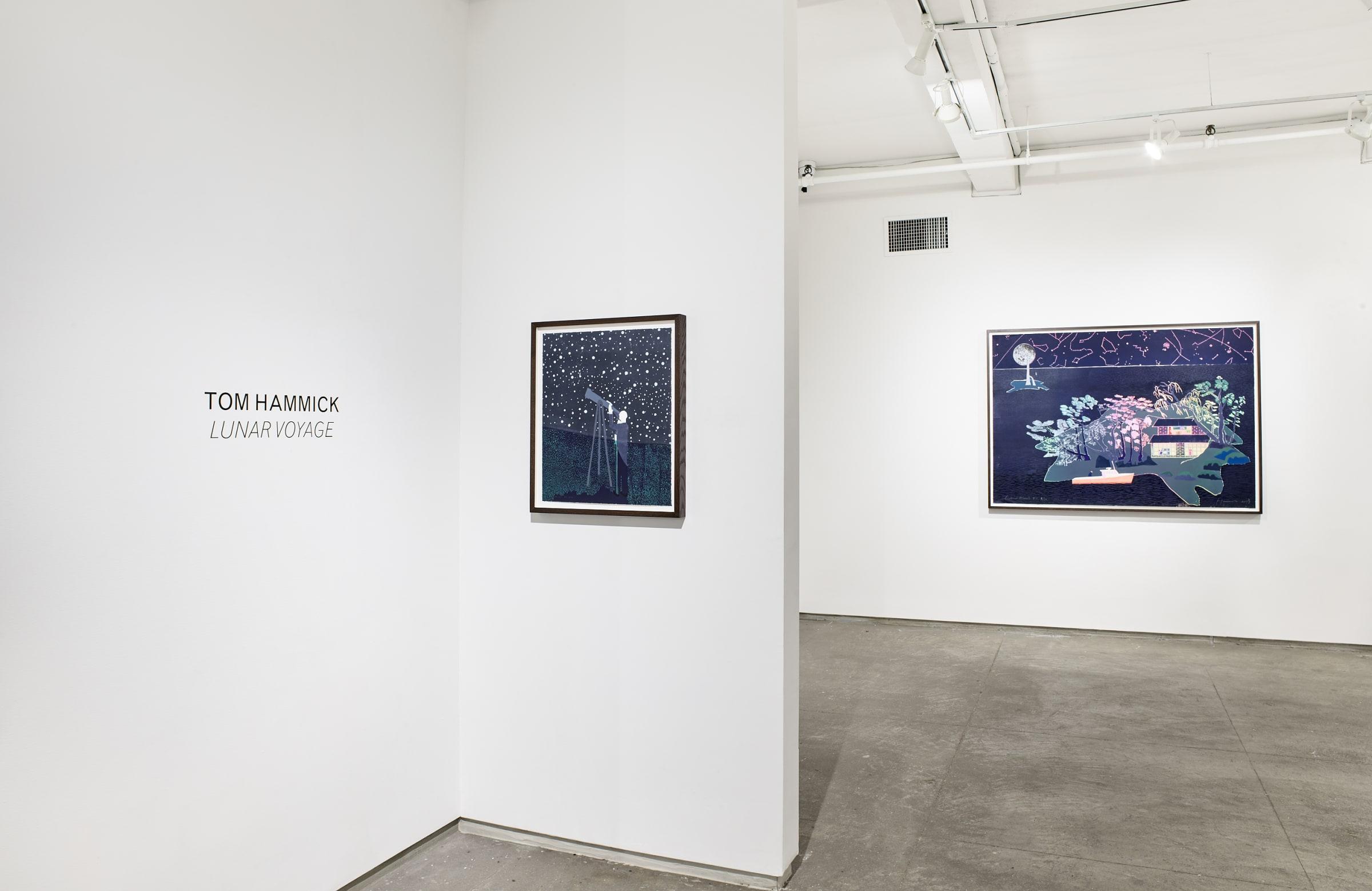 Tom Hammick Lunar Voyage