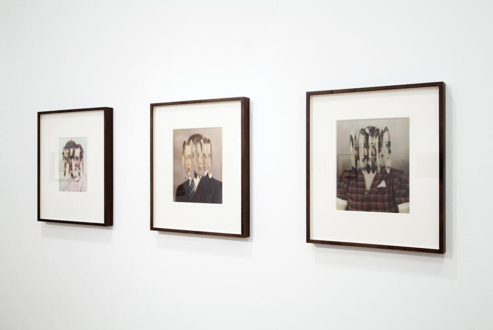 Julie Cockburn Portraits and Landscapes