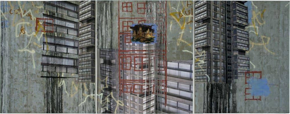 David Hepher Recent Paintings