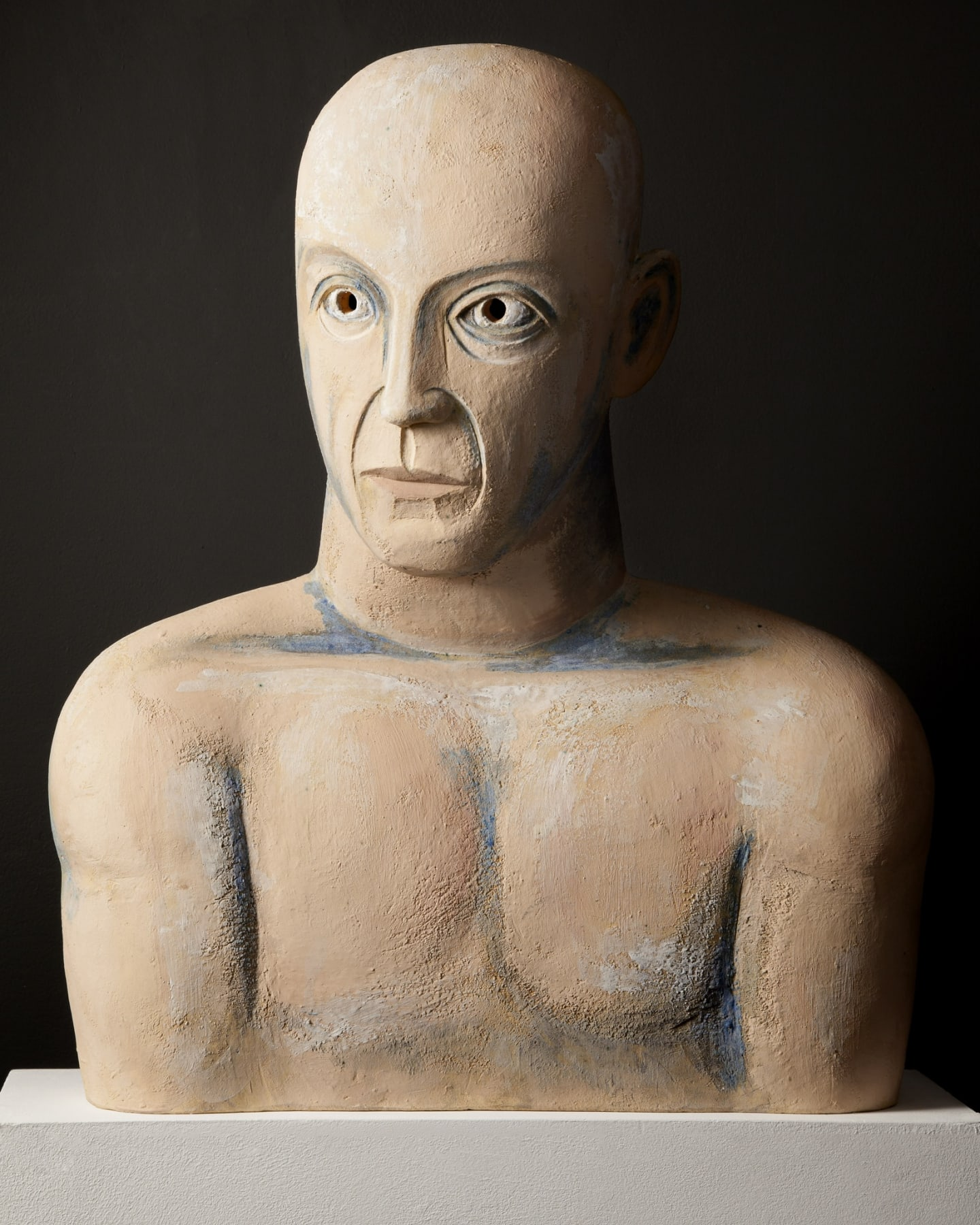 Glenys Barton The Man Himself (Picasso)