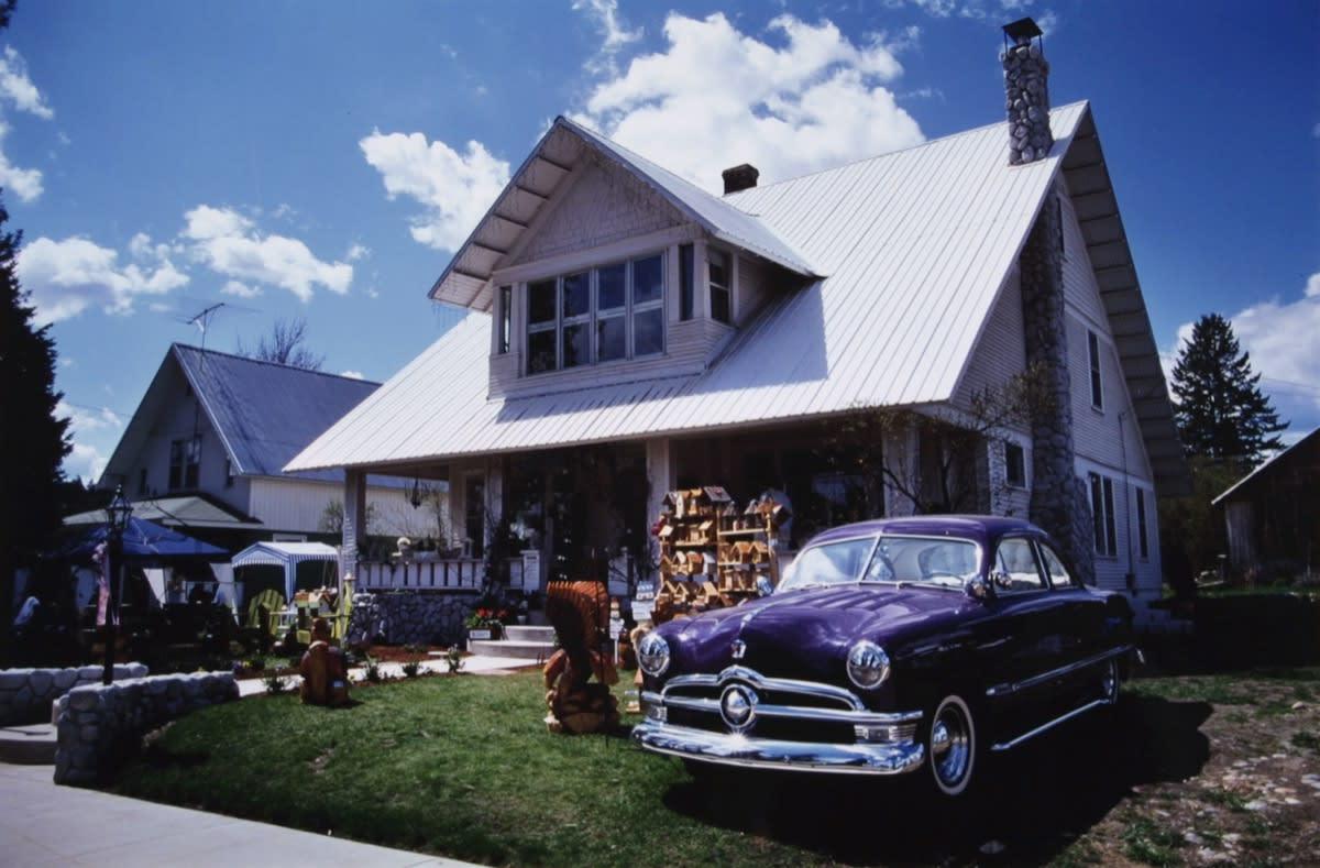Boyd & Evans Western Photographs