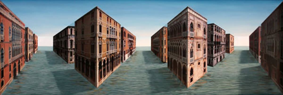 Patrick Hughes Grand Canals