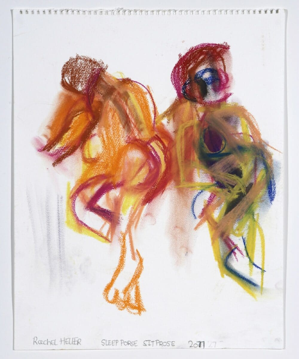 Rachel Heller Recent Work