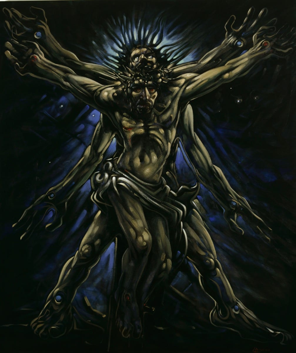 Peter Howson Recent Works