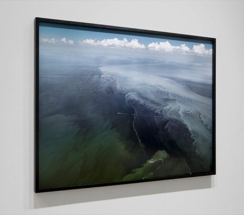 Edward Burtynsky - Oil Gulf Oil Spill & Pentimento