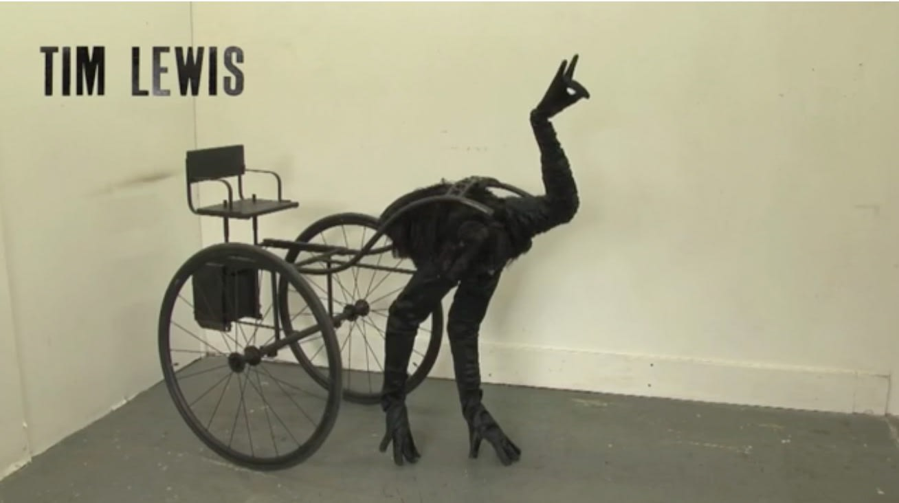 Tim Lewis Mechanisms