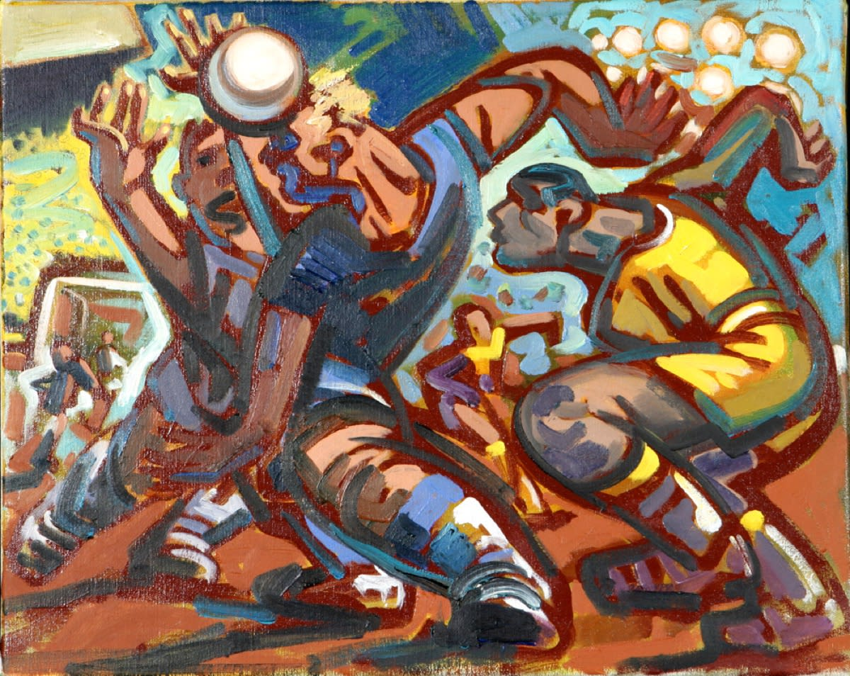 Peter Howson New Paintings