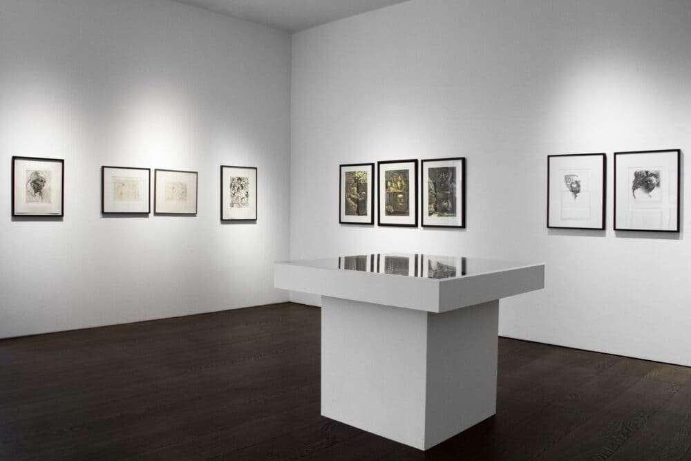 Peter Howson A Survey of Prints