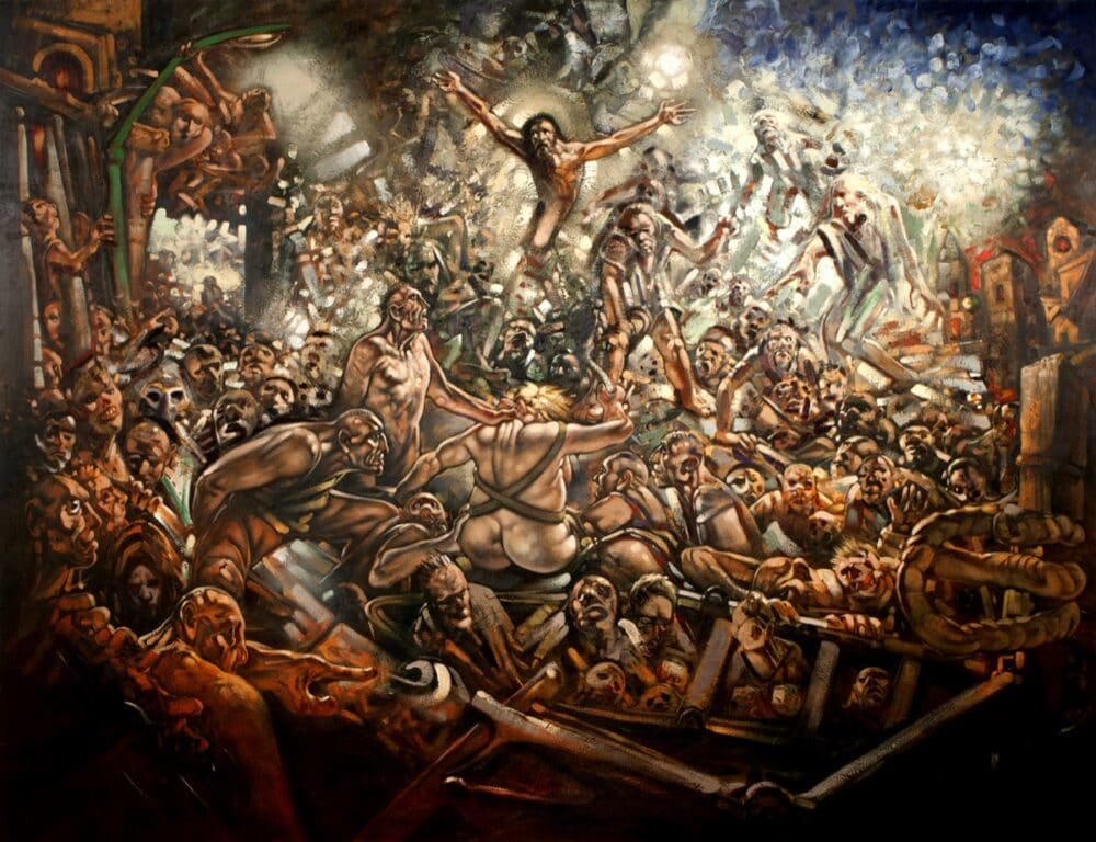 Peter Howson Redemption