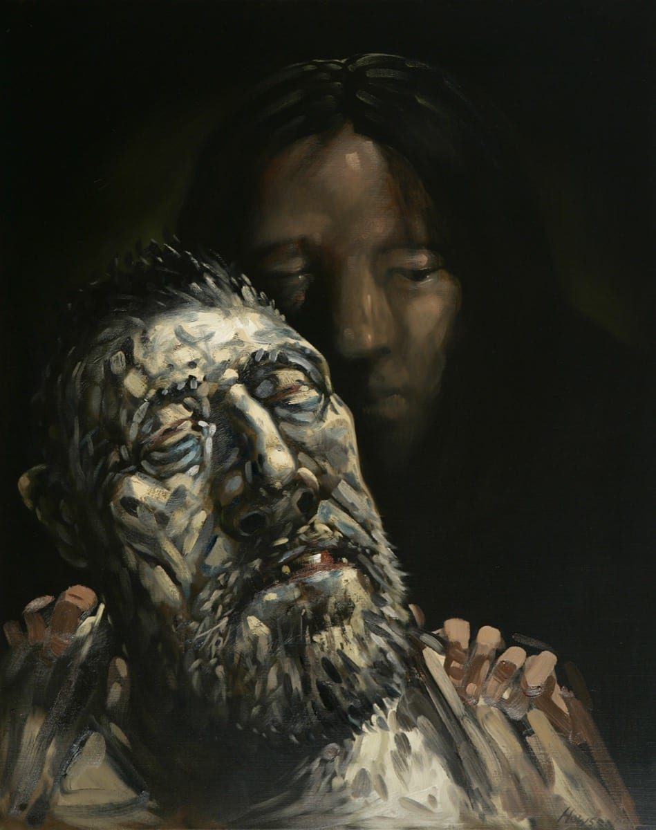 Peter Howson Acheron and other works