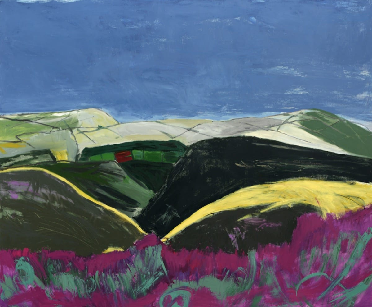 Lucy Jones Reflections in a Landscape