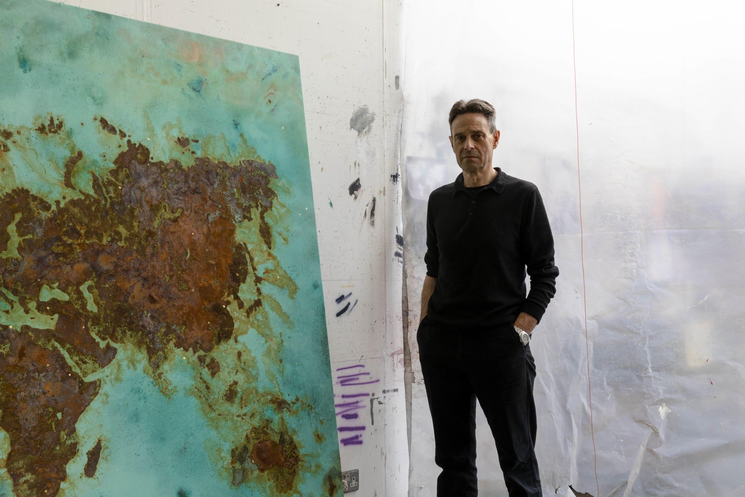 John Keane: Flat Earth Artist's Commentary