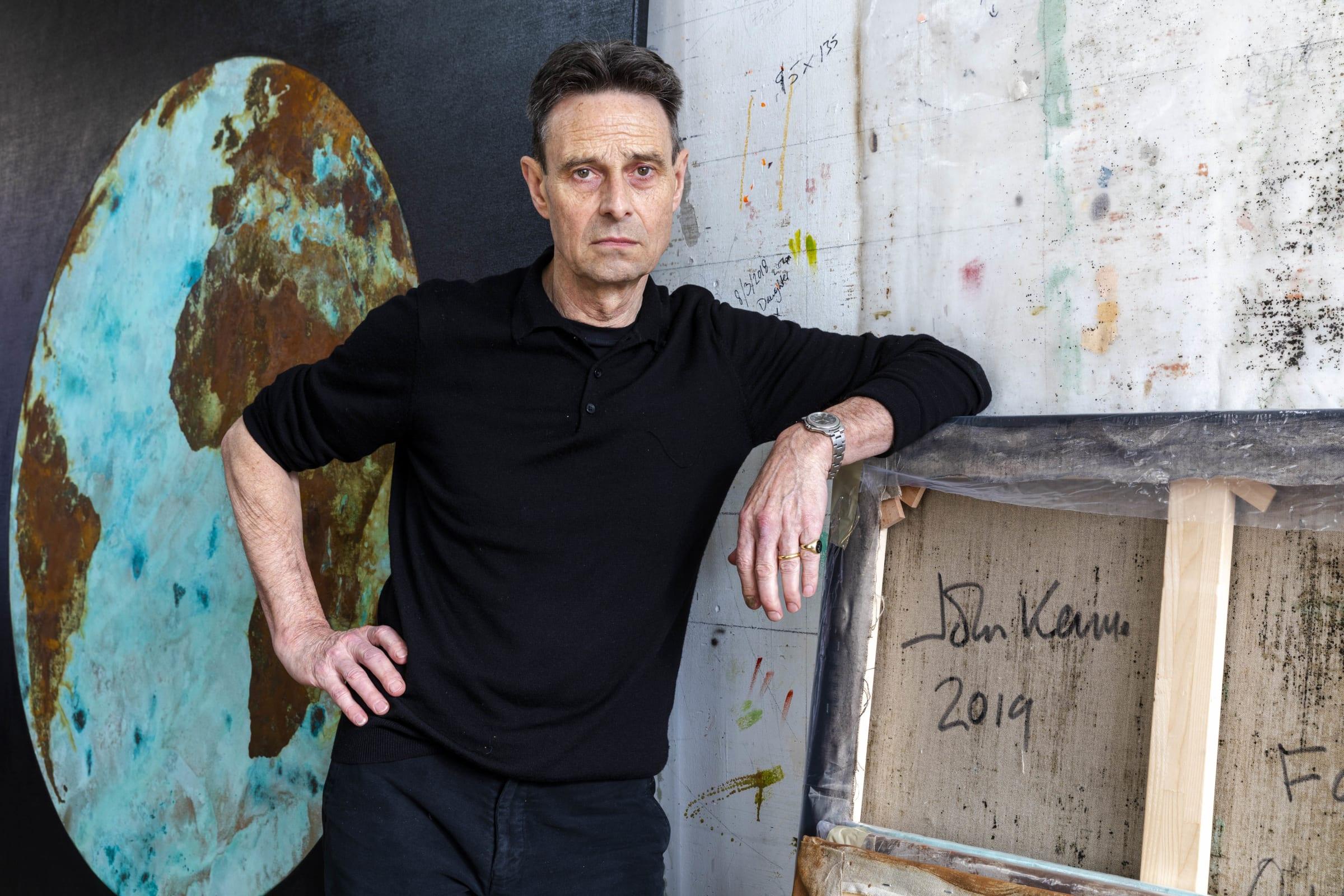 John Keane Flat Earth : In the Studio